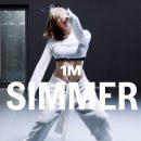 댄스 유튜버 Mahalia - Simmer feat.