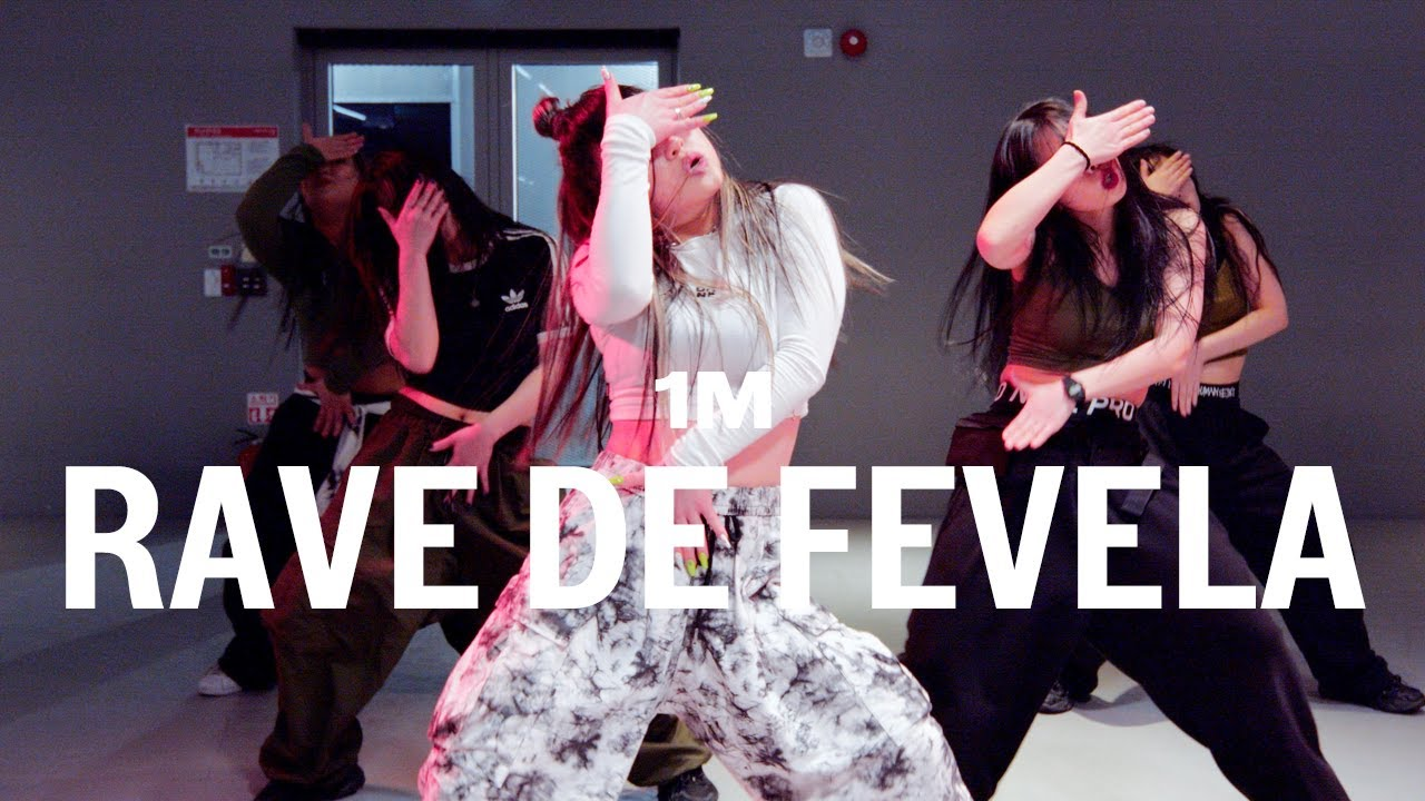 댄스 유튜브 동영상 Major Lazer – Rave De Favela feat.
